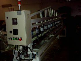 Düz Naylon Yapıştırma Makinesi