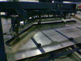 Form Liner Naylon Yapıştırma Makinesi